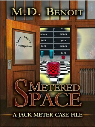 Metered Space by M.D. Benoit