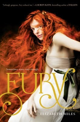 Fury by Elizabeth  Miles