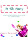 At the Party by Lauren Barnholdt