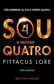 Sou o Número Quatro (Lorien Legacies, #1)