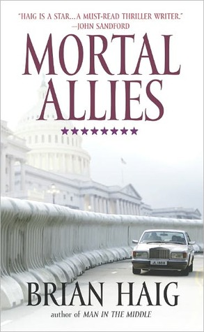 Mortal Allies (Sean Drummond, #2)