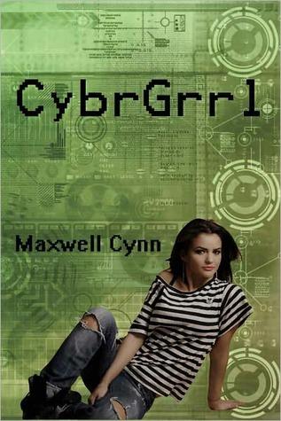 CybrGrrl by Maxwell Cynn