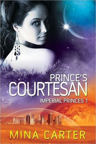 Prince's Courtesan (Imperial Princes #1)