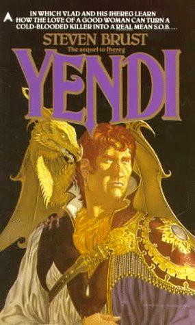 Yendi Book Cover