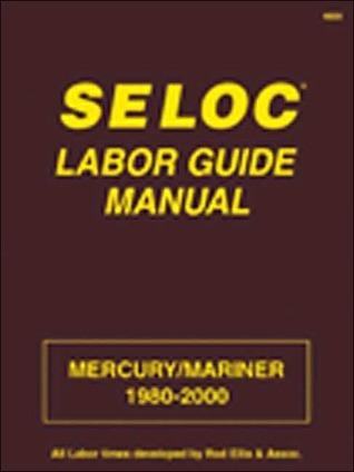 Mercury Marine Labor Manual, 1980-00