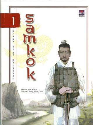 Samkok 1 by Luo Guanzhong