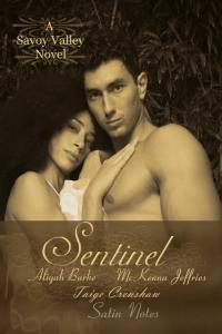 Sentinel by Aliyah Burke