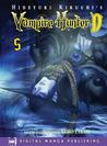 Hideyuki Kikuchi's Vampire Hunter D, Volume 05