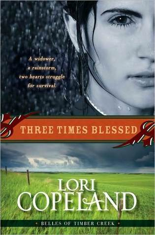 Three Times Blessed (Belles of Timber Creek #2)