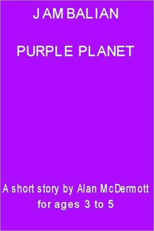 Jambalian - Purple Planet by Alan McDermott