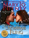 A Christmas Fling (The Circle of Friends #3.5)