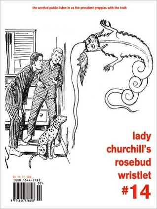 Lady Churchill's Rosebud Wristlet No. 14