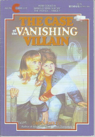 The Case of the Vanishing Villain