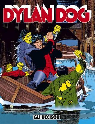 Dylan Dog n. 5: Gli uccisori