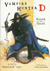 Raiser of Gales (Vampire Hunter D, #2)