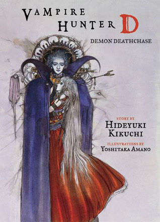 Demon Deathchase (Vampire Hunter D, #3)