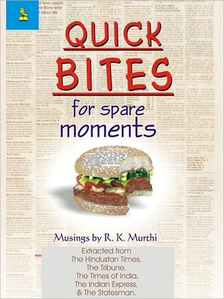 Quick Bites For Spare Moments