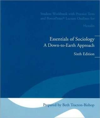 Essentials of Sociology - Student Workbook