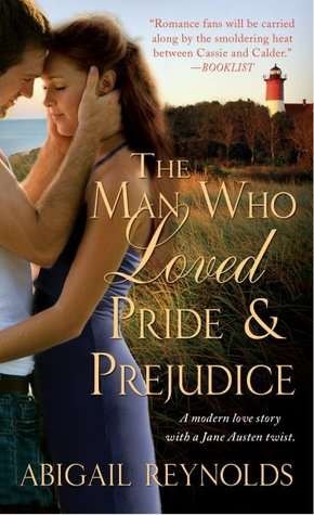 The Man Who Loved Pride & Prejudice, Abigail Reynolds, Austen in August, The Book Rat, book review, vlog