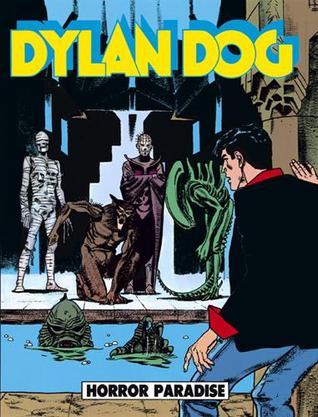 Dylan Dog n. 48: Horror Paradise