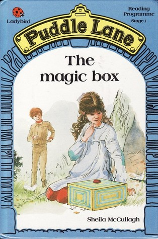 The Magic Box (Puddle Lane Stage 1 Book 3)