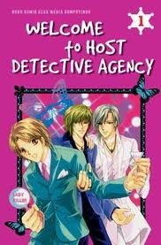 Welcome to Host Detective Agency (series 1-5)