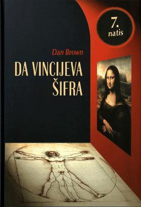 Da Vincijeva šifra (Robert Langdon, #2)