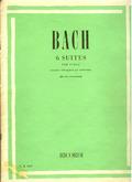 6 suites per viola BWV 1007-1012 (trascritte dall'originale per violoncello)