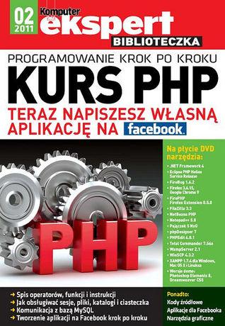 Kurs PHP - Programowanie krok po kroku