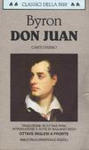 Don Juan. Canto primo