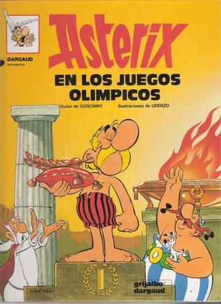 Asterix en Los Juegos Olímpicos by René Goscinny