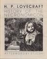 History of the Necronomicon cover