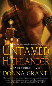 Untamed Highlander by Donna Grant