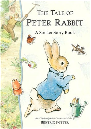 The Tale of Peter Rabbit Sticker Storybook R/I