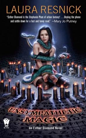 Unsympathetic Magic (Esther Diamond, #3)