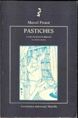 Pastiches by Marcel Proust