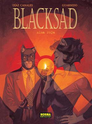 Blacksad. Alma roja