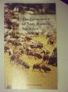 The Economics of Nonhuman Societies