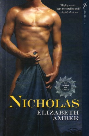Nicholas(The Lords of Satyr 1)