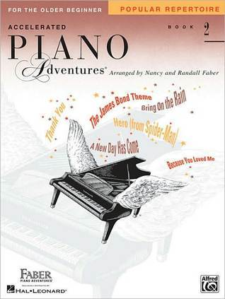 Accelerated Piano Adventures for the Older Beginner, Book 2: Popular Repertoire