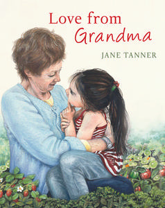 Love from Grandma by Jane Tanner