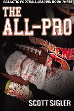 The All-Pro (Galactic Football League #3)