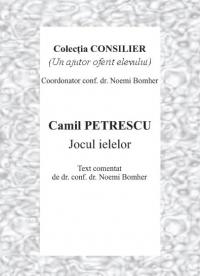 Jocul ielelor by Camil Petrescu