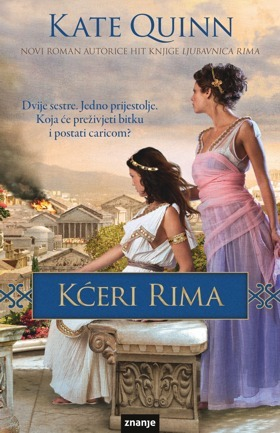 Kćeri Rima (The Empress of Rome, #2)