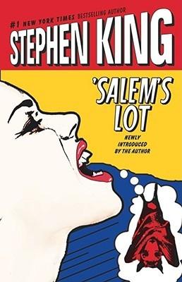 Image result for salem's lot book cover