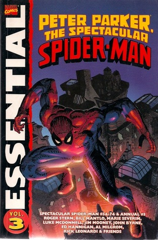 Essential Peter Parker, the Spectacular Spider-Man, Vol. 3