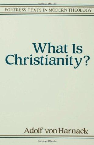 Descargar desde google books mac What is Christianity?