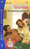 The Marriage Agreement (Bravo Family, #7) (Conveniently Yours, #7)