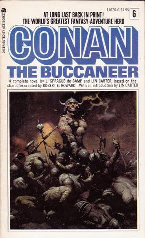 Conan the Buccaneer by Lin Carter