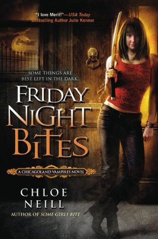 Book Review: Chloe Neill's Friday Night Bites